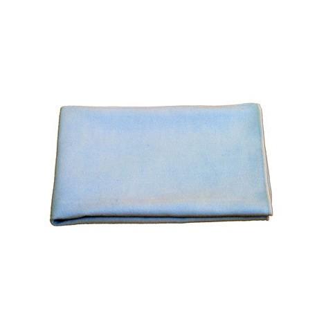 Microfibre ''Top-Vitres'' 40 x 40 cm bleu
