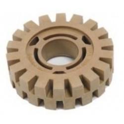 roue gomme ventilée