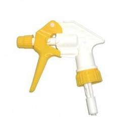 Tête de pulvérisateur blanc/jaune 25 cm
