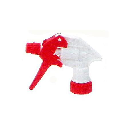 Tête de pulvérisateur blanc/rouge 25 cm