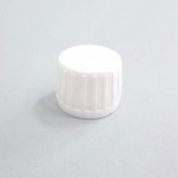 Bouchon blanc avec joint pour bouteille graduée 600 et 1000 ml