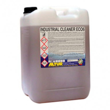 INDUSTRIAL CLEANER ECO6