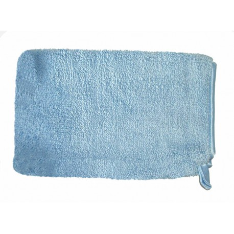 Gant poussière Elegant Microfibre bleu