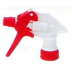 Tête Spray Blanc / Rouge avec tube de 17 cm