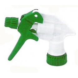 Tête pulvérisateur vert 17 cm
