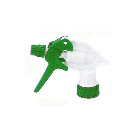 Tête de pulverisateur blanc/vert 25 cm